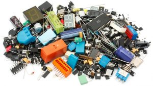 Electronic Components And Parts supplier