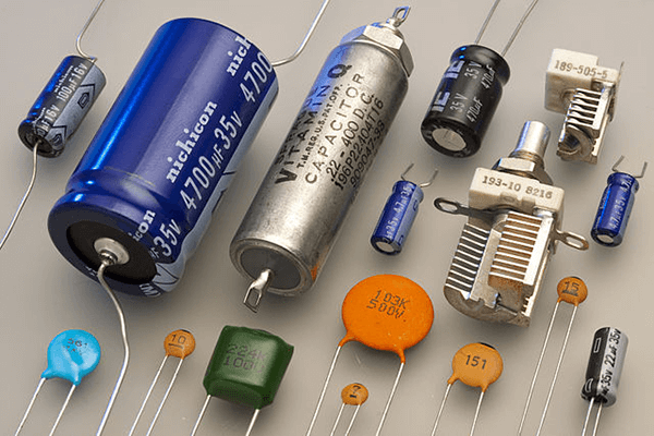 capacitors supplier
