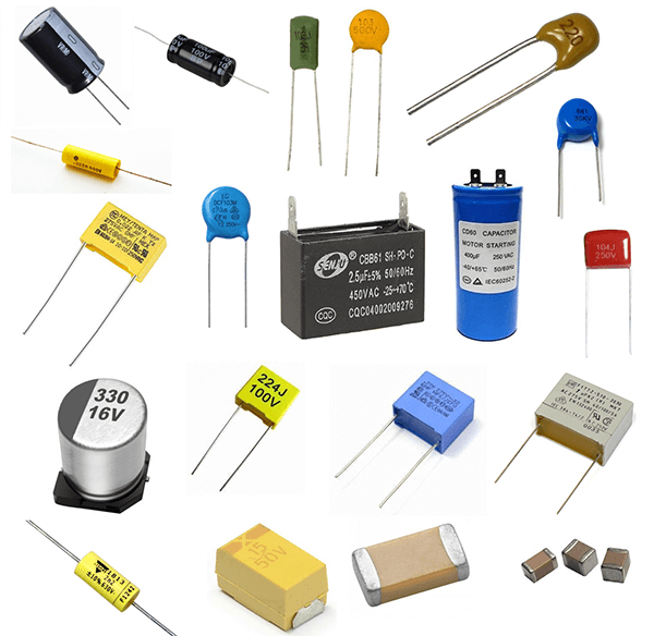 Capacitor Manufacturers and Suppliers